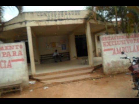 Frente do Hospital Municipal e Novo Progresso