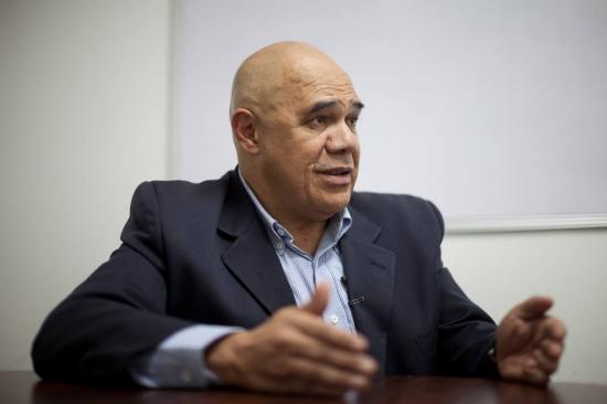 Secretário-geral da Mesa de Unidade Democrática (MUD), Jesús Torrealba