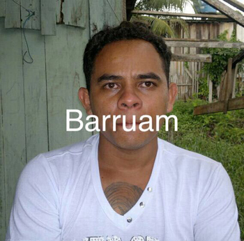 Márcio Barruam foi morto após reagir à prisão