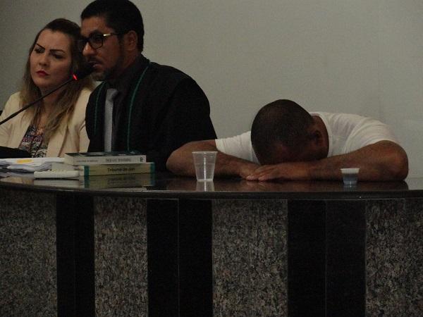 Defesa no comando do advogado Edson cruz, não convenceu os jurados.Réu foi condenado.