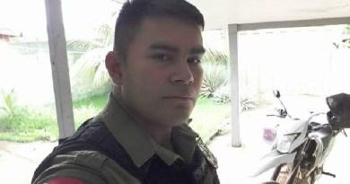 Cabo Pedro Paulo da Policial Militar, atirou em festa