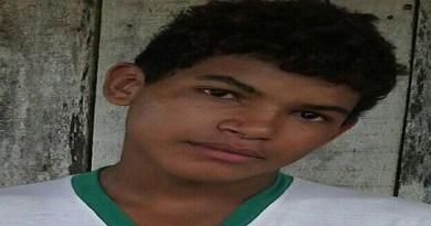 Jonatan Henrique Lima Alves, 15 anos (Foto WhatsApp)