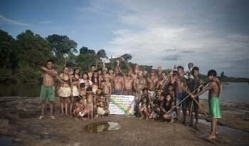 Povo Munduruku reivindica direitos
