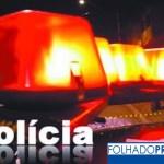 """Homem é internado no """"HMNP"""" após ser baleado em Moraes  Almeida"""