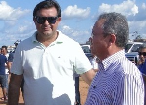 Prefeito Macarrão e Zequinha Marinho