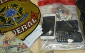 Material encontrado com o empresário morto inclui pen drives, celulares e cadernos com anotações