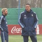 AFA comemora volta de Messi à seleção argentina nas redes sociais
