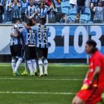 Grêmio elimina o Atlético-PR nos pênaltis na estreia de Renato Gaúcho na Copa do Brasil