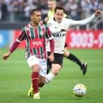 Fluminense se vinga do Corinthians com gol no final e fica mais perto do G4