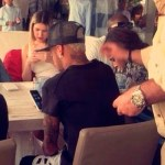 Neymar e Marquezine são vistos juntos em Barcelona