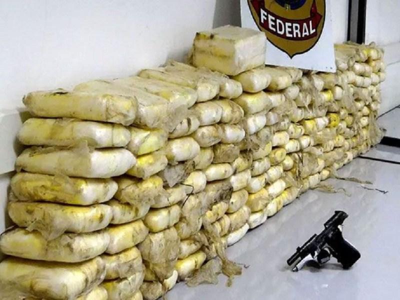 Foto: Divulgação (Polícia Federal/MA)