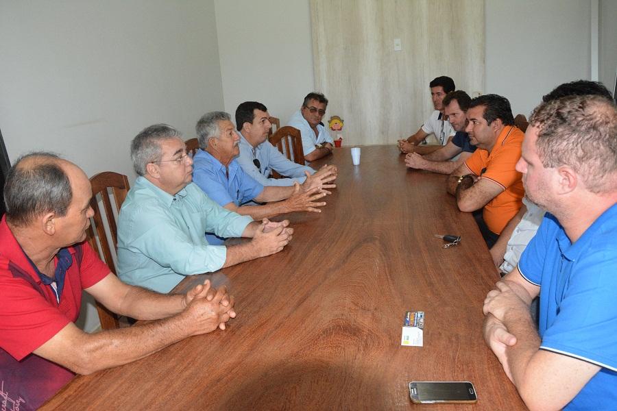 Novo Progresso comemora descoberta de jazida de Calcário