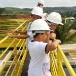 Dia da Àgua -Águas de Novo Progresso recebe visita de alunos da Escola Municipal Maria Ignês