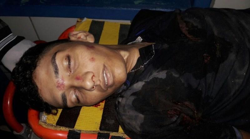 Na Madrugada – Jovem cai de motocicleta, quebra o pescoço e morre na hora