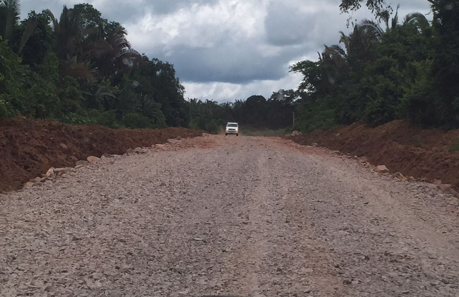 Ministro diz em Mato Grosso que trecho da BR-163 no Pará deve ter condições de tráfego este ano