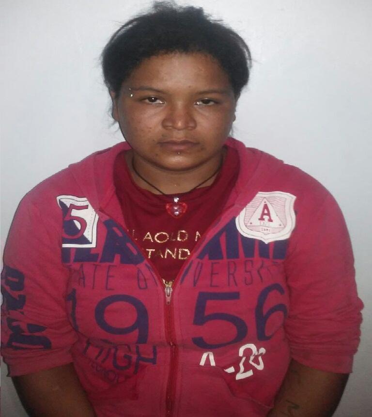 Keila Regina Silva Moreira de 19 anos