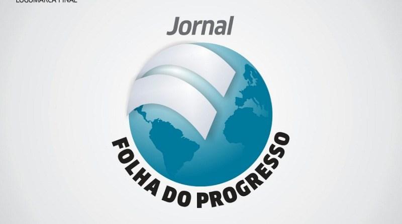 """""""Jornal Folha do Progresso lança novo logo marca"""""""