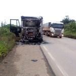 Motociclista morre após bater na traseira de caminhão em Novo Progresso