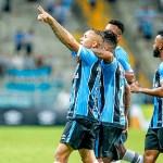 Grêmio goleia time paraguaio e se isola na liderança do grupo na Libertadores