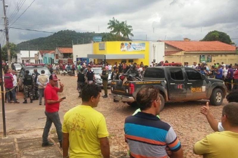 Pau D'Arco: identificados corpos de oito mortos em confronto