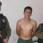 Polícia prende jovem em flagrante por roubo de carro a mão armada
