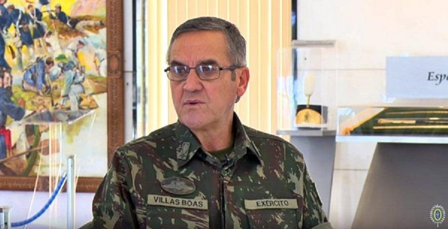 Comandante do exercito confirma volta de militares
