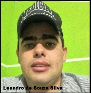 Motorista Leandro de Souza Silva