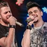 Bomba é jogada no palco em show de Zé Neto e Cristiano