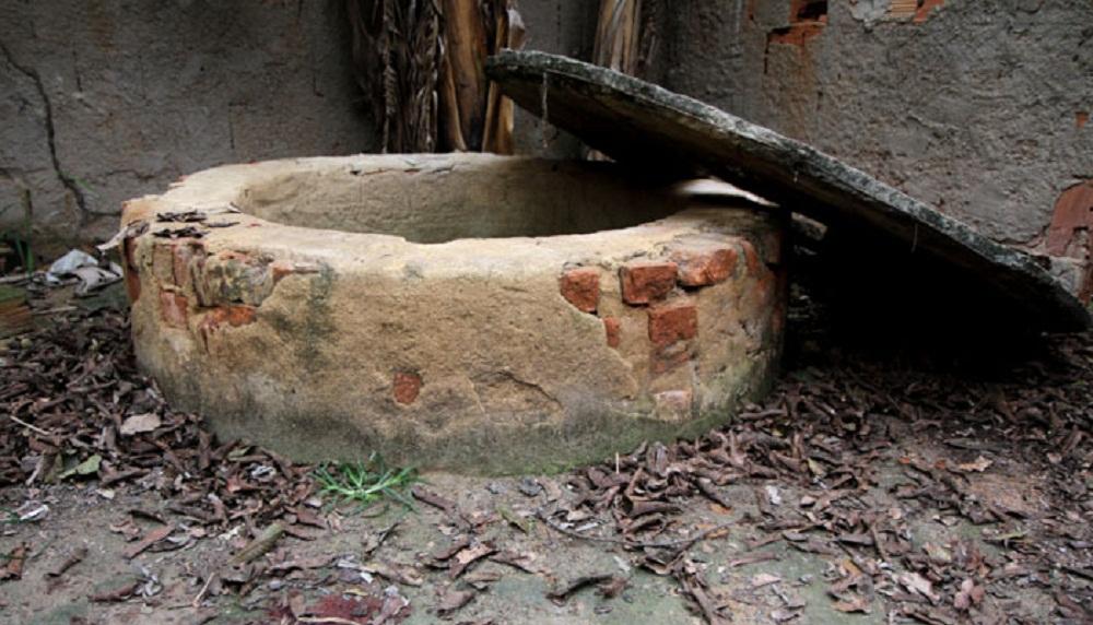 Novo Progresso- SAMU  socorre homem dentro de poço