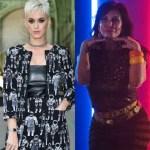 Gretchen quer encontrar Katy Perry após dançar em clipe: 'Seria incrivel'