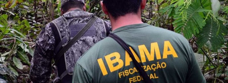 Agentes Ambientais do IBAMA