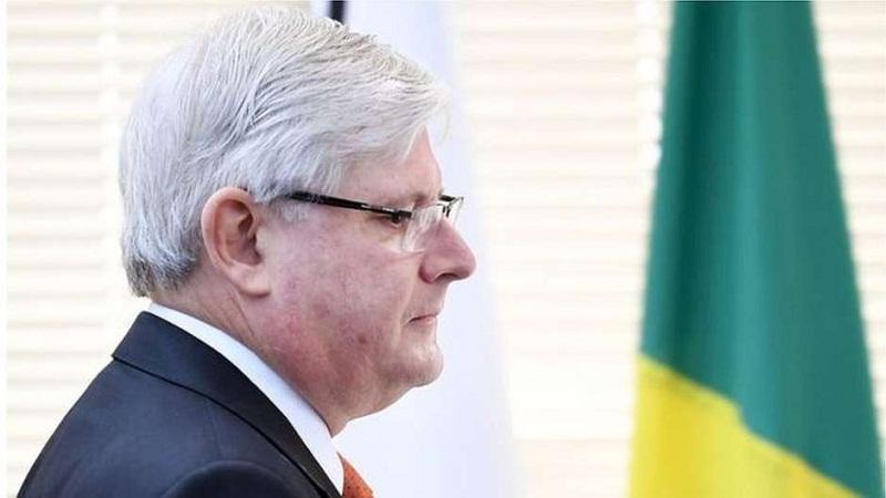Procurador-geral da República, Rodrigo Janot, teve pedido de investigação contra Temer rejeitado pelo ministro do STF Edson Fachin Foto: BBCBrasil.com