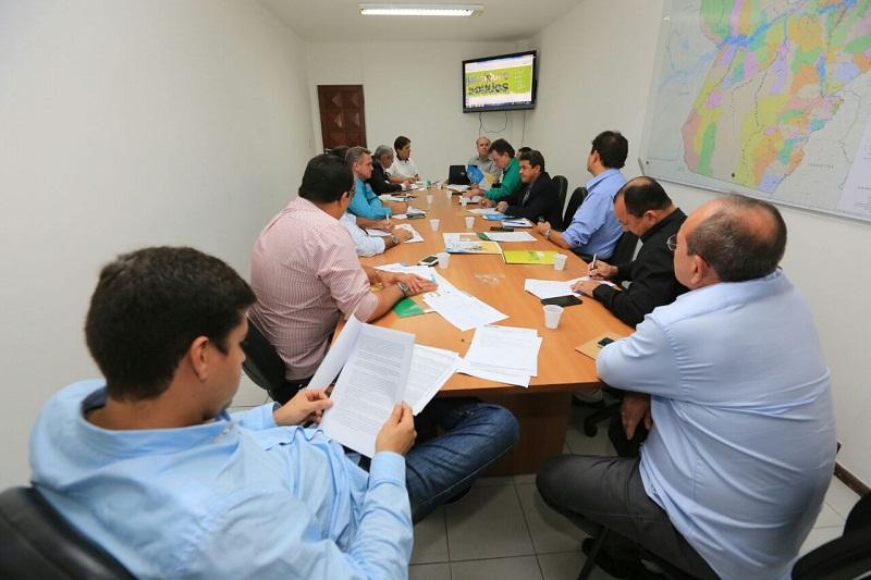 Conselho Diretor Famep(Foto Marco Santos)