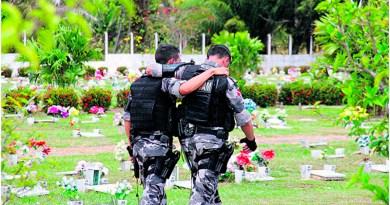 Morte-de-policiais
