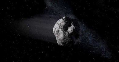 Pequeno asteroide passará perto da Terra em outubro