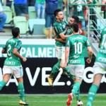 Palmeiras bate a Ponte Preta no Campeonato Brasileiro