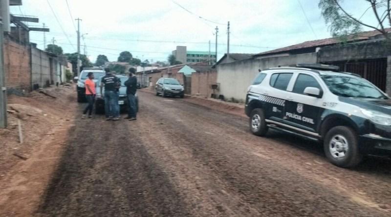 A operação foi batizada de Ares Vermelhos (Foto: Polícia Civil de Mato Grosso)