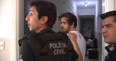 Cantor sertanejo Rafael é preso por suspeita de falsificar cigarros no PR