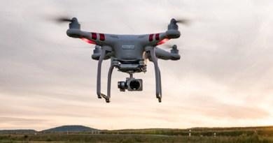 drones dji phantom 3