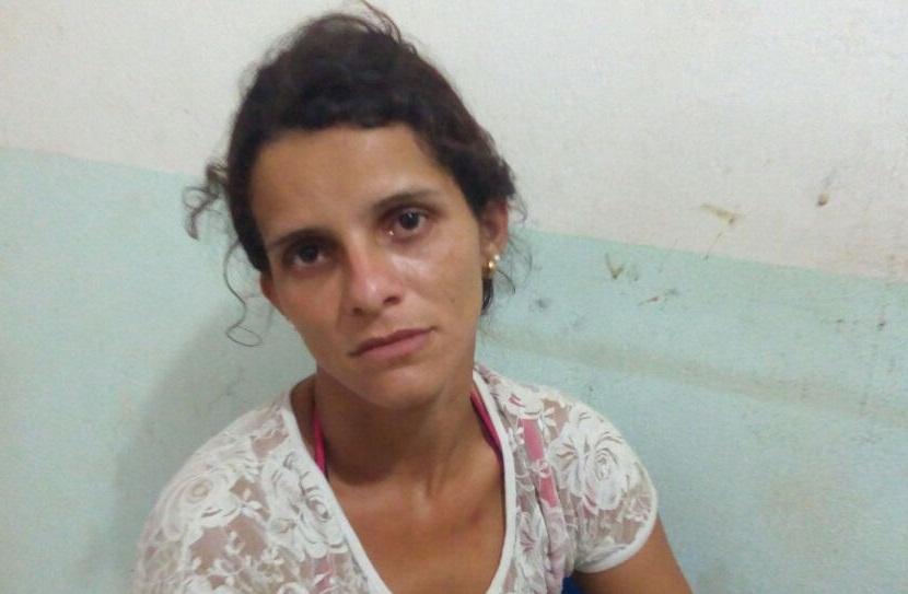 Paulinha é presa com drogas e celular roubado em Novo Progresso