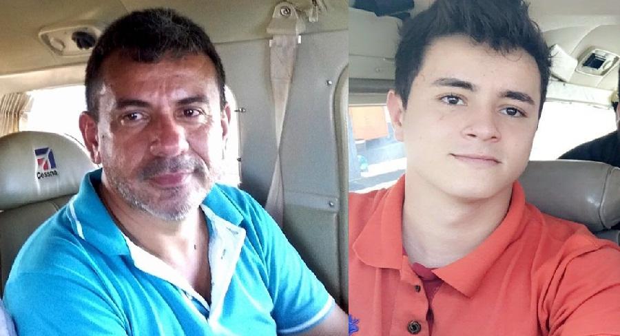 Piloto e Co-piloto morrem em acidente aéreo- Corpos são identificados