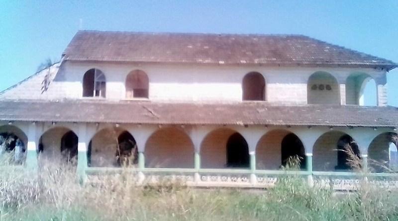 Fordlandia -Convento, abandono total.