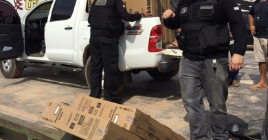 Empresário envolvido em assaltos de quadrilha de 'piratas' é preso em Santarém