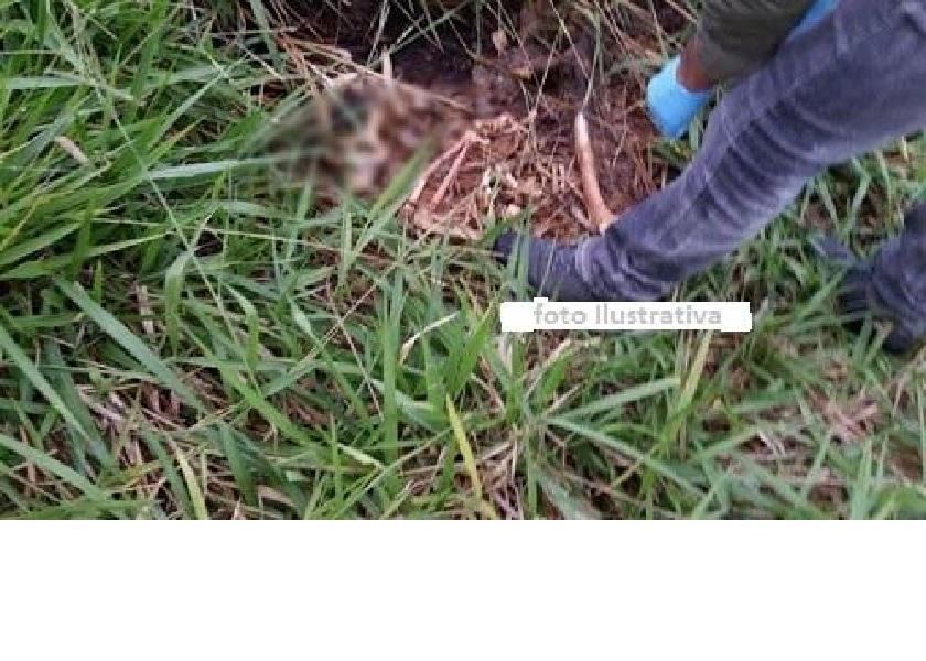 Ossada humana de uma adolescente é encontrada na vicinal Sanches