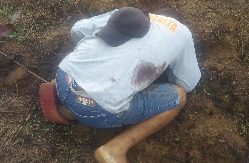 Homem encontrado morto no bairro Nego do Bento