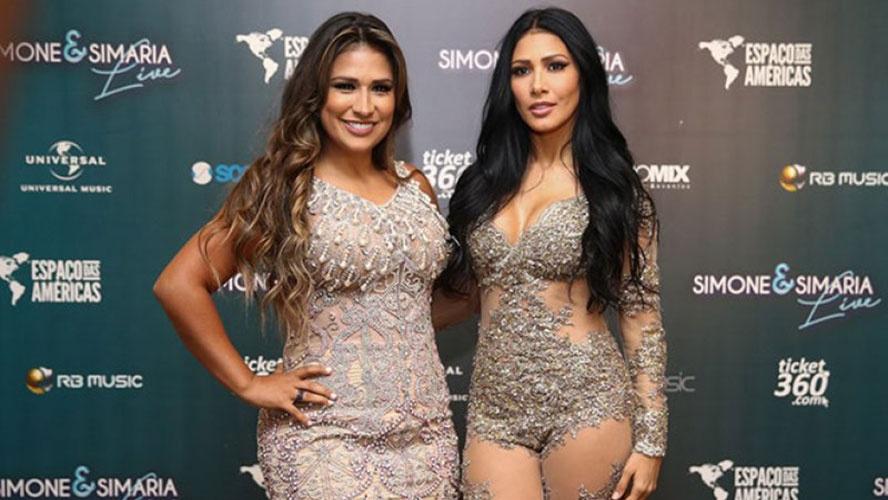 Simone e Simaria cancelam shows em Belém e outras 5 cidades do Norte