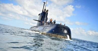 submarino argentino