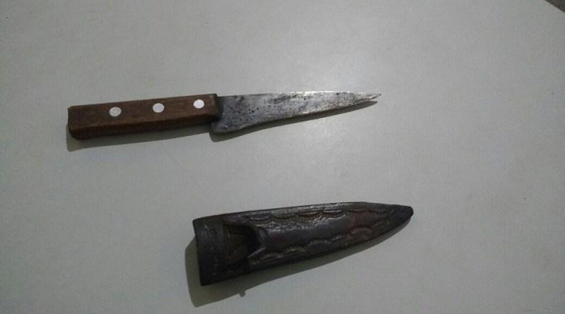 faca mulher