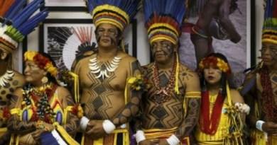 raoni indio
