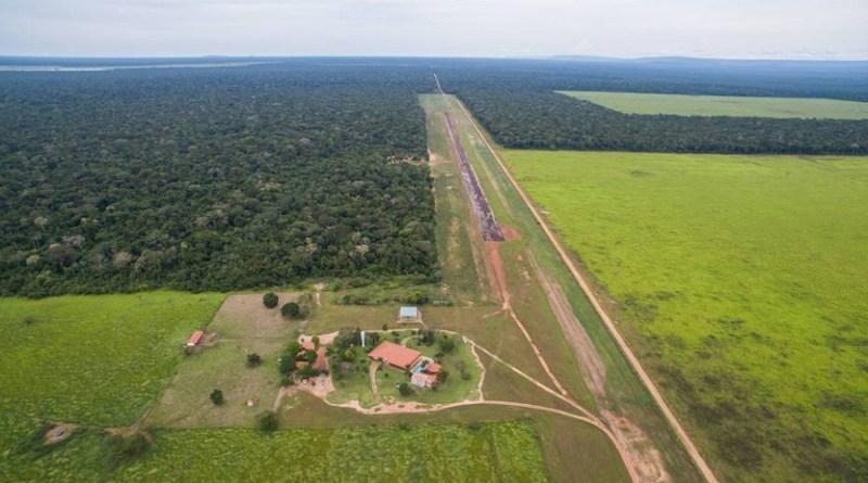 Ferrogrão vai ligar Mato Grosso, partindo de Sinop, até o Porto de Miritituba, no Pará Foto: Valdir Pacheco/Sinop-MTEMBARGADO / ESPECIAL DOMINICAL / BOI GORDO CRÉDITO Valdir Pacheco - SINOP|MT